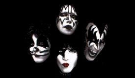 В сети появилось видео с записи альбома Kiss