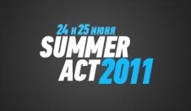 Фестиваль Summer Act 2011 в столичном клубе Avant