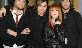 Новая пластинка группы Paramore выйдет в апреле 2013 года