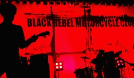 #brmc. Обзор московского концерта Black Rebel Motorcycle Club в Инстаграме