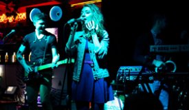 Фотографии с концерта The Melodies в баре Rolling Stone (от 26.04.2013)