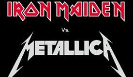 Metallica и Iron Maiden впервые в истории поделят одну сцену