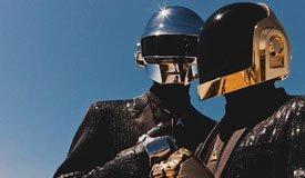 Видео: французский военный оркестр исполняет Daft Punk