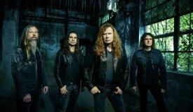 Дарим два билета на Megadeth