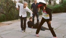 Red Hot Chili Peppers исполнили песни с нового альбома