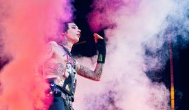 Фото с концерта Black Veil Brides в Stadium Live (от 3.04.2015)