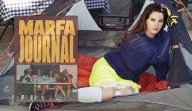 Фотосет дня: Лана Дель Рей для журнала «Marfa Journal»