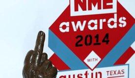 Все победители музыкальной премии NME Awards 2014