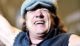 Вокалист AC/DC Брайан Джонсон отправляется в тур