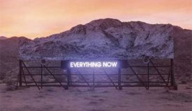 Рецензия на Arcade Fire — Everything Now (2017)