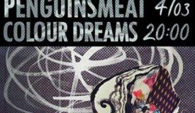 Penguinsmeat и Colour Dreams выступят в клубе «Куклы Пистолеты»