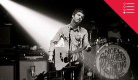 Готов ли ты к концерту Noel Gallagher's High Flying Birds?