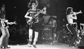 Басист AC/DC рассказывает о своей книге Dirty Deeds