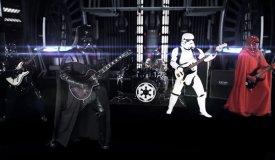 Группа фанатов «Звездных войн» выпускает альбом
