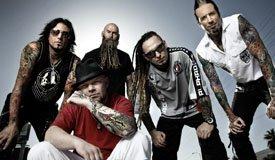 Five Finger Death Punch возвращаются в Россию с двумя концертами