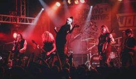 Репортаж с концерта Betraying The Martyrs в клубе Volta (от 12.09.2014)
