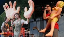 Weezer и Flaming Lips начали совместный тур