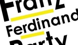 Franz Ferdinand Party пройдёт 3 июня в Squat Cafe