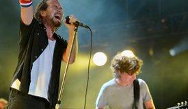Pearl Jam анонсировали выход новой пластинки