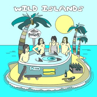 Wild Islands — Sharks (single, 2015)