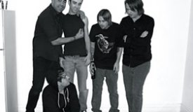 Группа Finch воссоединилась во второй раз