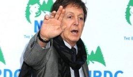 Пол МакКартни выпустит новый альбом в 2012 году