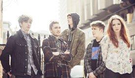 Британцы Marmozets дадут эксклюзивное шоу в «тоннах»