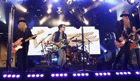 Однодневный проект Weezer и ZZ Top (Wee-Z Top) выступил у Джимми Киммела