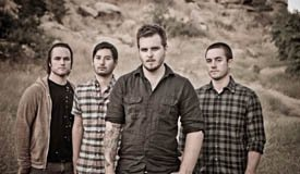 Вышел новый сингл Thrice «Blood On The Sand»