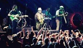 Фотоотчёт с концерта группы The Skatalites в клубе Точка / 17.06.2011