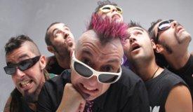 Испанская ска-панк группа The Locos выступит в Москве и Питере