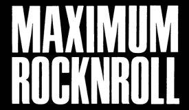 Maximum Rocknroll перестанет выходить в печатном виде