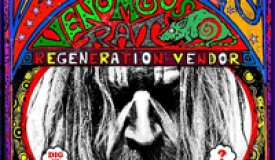 Рецензия на альбом Rob Zombie — Venomous Rat Regeneration Vendor (2013)