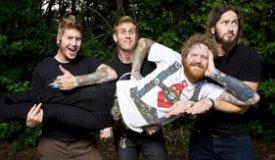 Mastodon сняли кучу вертящихся задниц для своего нового видео
