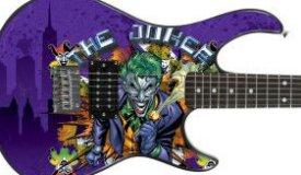 Компания Peavey выпустит гитары с героями комиксов