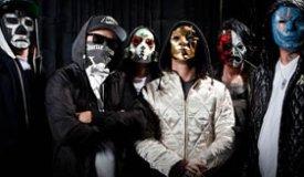 Калифорнийцы Hollywood Undead выступят на фестивале Park Live