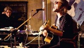 Дмитрий Фео Порубов (Психея) в Squat Cafe: фото, обзор концерта