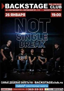 Not Single Break!