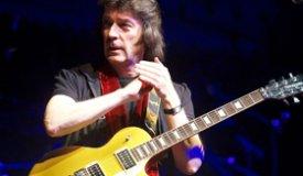 Стив Хэкетт даст два больших концерта в Москве и Питере