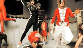 Инди-панки Bonaparte выступят на «Кубане»