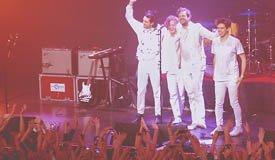 Репортаж с концерта Klaxons в клубе «Известия Hall» (от 28.11.2014)