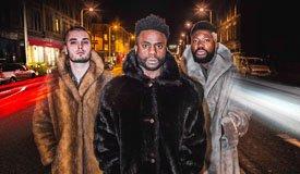 Young Fathers устроили интернет-премьеру нового альбома