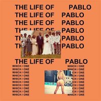 Kanye West — The Life Of Pablo (2016)