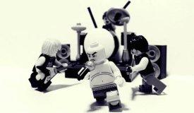 22 группы, созданные в Lego: Oasis, Arctic Monkeys, Interpol и другие