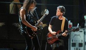Лу Рид и Metallica опубликовали обложку диска