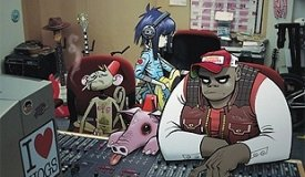 Новый альбом Gorillaz выйдет в апреле