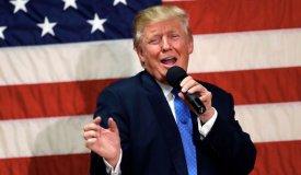 Видео дня: Дональд Трамп «поет» новый сингл Тейлор Свифт