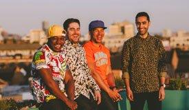 Rudimental станут хедлайнерами Bosco Fresh Fest