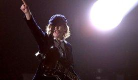 Отгремел первый концерт AC/DC с Акселем Роузом