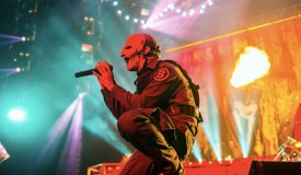 Фото с московского концерта Suicidal Tendencies и Slipknot